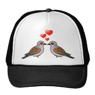 Turtle Doves in Love Trucker Hats