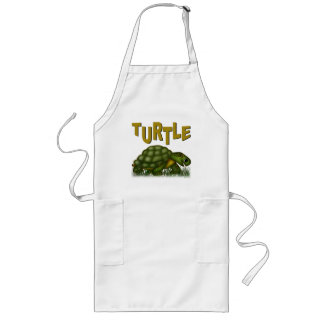 Turtle Long Apron