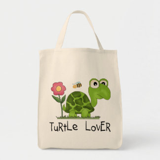 Turtle Lover Tshirts and Gifts Tote Bag