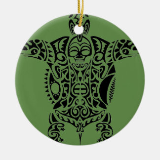 turtle of AOTEAROA new zealand Christmas Ornament