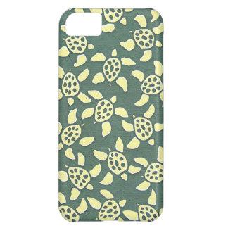 turtle patterning iPhone 5C case