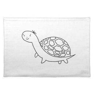TURTLE/TORTOISE  shirts, accessories, gifts Placemat