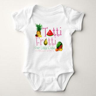 Tutti Frutti Baby Bodysuit