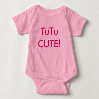Tutu CUTE Baby Baby Bodysuit