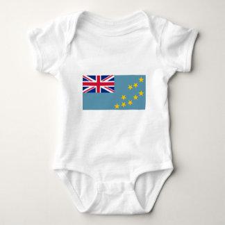 Tuvalu Baby Bodysuit