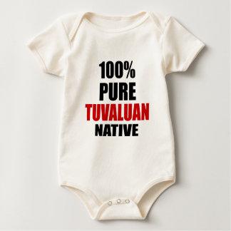 TUVALUAN NATIVE BABY BODYSUIT