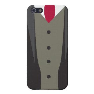 Tuxedo Case For iPhone 5/5S