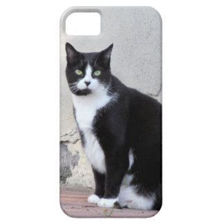 Tuxedo Cat Barely There iPhone 5 Case