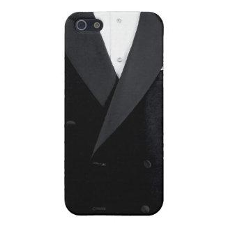 Tuxedo iPhone 5/5S Covers