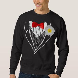 Tuxedo Mafia Pullover Sweatshirts
