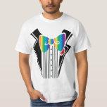 Tuxedo - Rainbow Tie T-Shirt