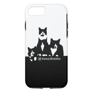 TuxedoTrio Cell Phone Case