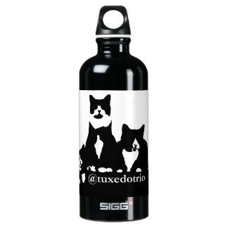 TuxedoTrio Custom Traveling Sigg Water Bottle