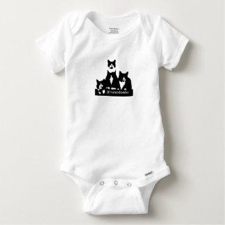 TuxedoTrio for babies Baby Onesie