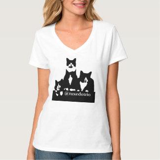 TuxedoTrio Women's T-Shirt