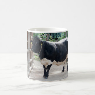 Tuxer Cattle Coffee Mug