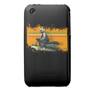 tv175 classic scooter iPhone 3 cover