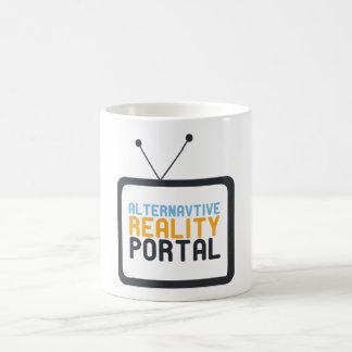 TV alternative reality portal Coffee Mugs