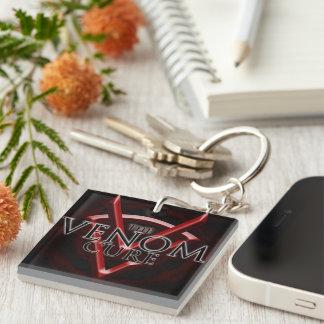 TVC Logo & Remembering Me Keychain