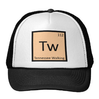 Tw - Tennessee Walking Horse Gaited Chemistry Cap