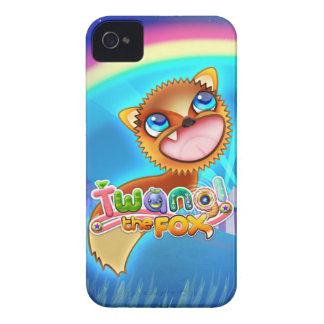 Twang! the Fox - iPhone 4 Case-Mate iPhone 4 Case