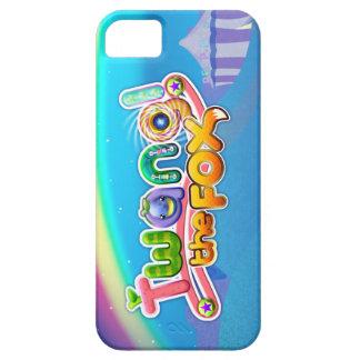 Twang! the Fox (logo) - iPhone 5 Case-Mate iPhone 5 Covers