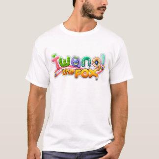 Twang! the Fox (logo) - T-Shirt