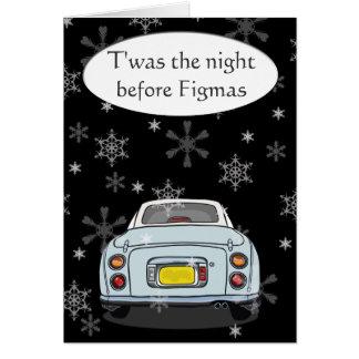 """Twas the night before Figmas"" Christmas Card"