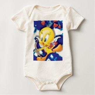 tweety baby bodysuit