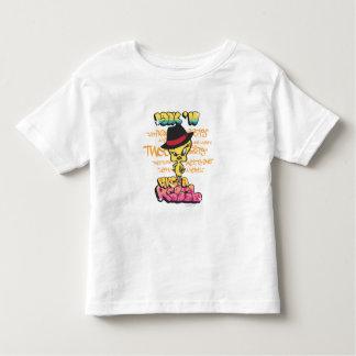 Tweety Like a Rebel Toddler T-Shirt