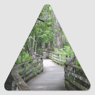 Twelfth Path Triangle Sticker