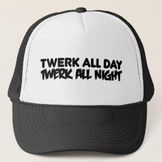 Twerk All Day Trucker Hat