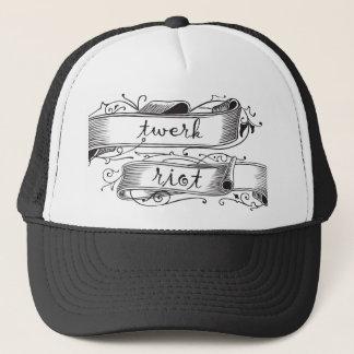 Twerk Riot Trucker Hat
