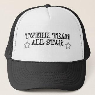 Twerk Team All Star Trucker Hat