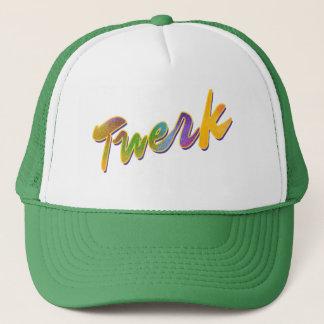 Twerk Trucker Hat