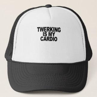Twerking Is My Cardio T-Shirts.png Trucker Hat