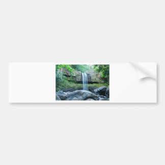 Twin Falls Maui Bumper Sticker
