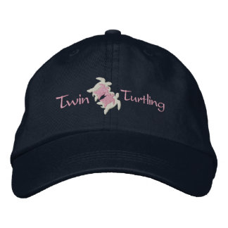 Twin-Turtling Baseball Cap
