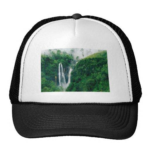 TWIN Waterfalls Mesh Hats