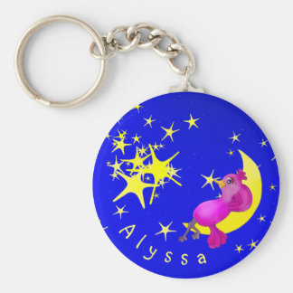 Twinkle Little Star by The Happy Juul Company Key Ring