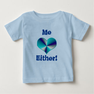 Twins Tripplets Me Either! or A surprise etc. Baby T-Shirt
