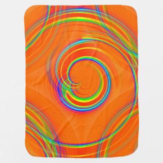 Twirl Baby Blanket