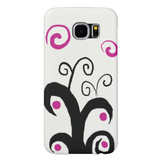 Twirling Tree Samsung Galaxy S6 Cases