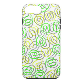 Twirls iPhone 7 Plus Case