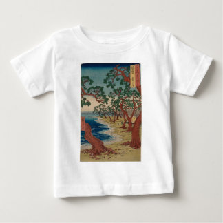 Twisted Trees by the Shore Baby T-Shirt