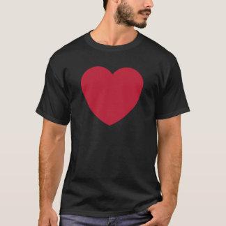 Twitter Coils Heart Emoji T-Shirt