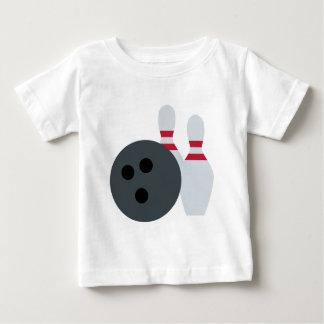 Twitter Emoji - Bowling fans Baby T-Shirt