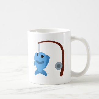 Twitter emoji - Fishing Coffee Mug