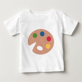 Twitter emoji - Painting Pallet Baby T-Shirt
