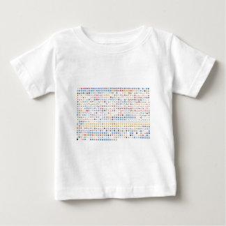 Twitter Emoji (Twemoji) Baby T-Shirt